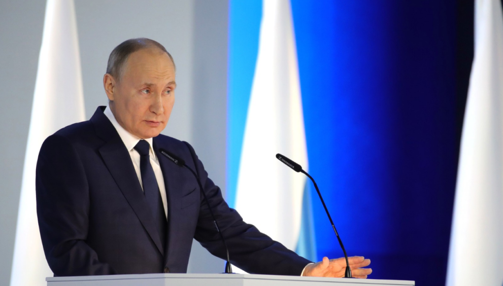 Обращение президента: обманутые ожидания «зарубежных партнеров»