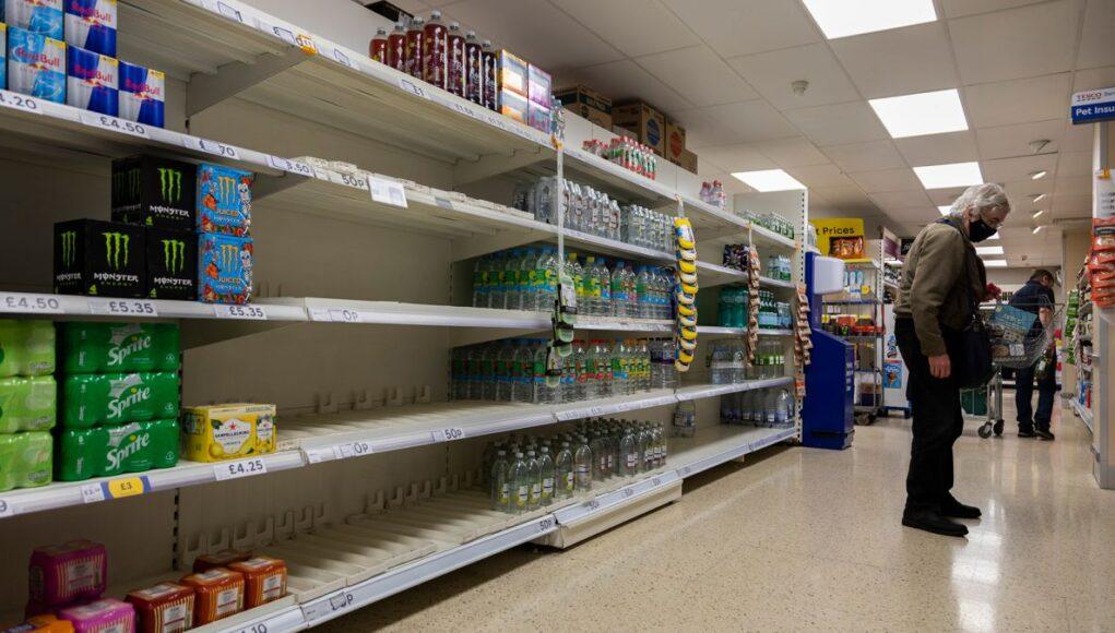 Великобритания: Суровая реальность после Брексита